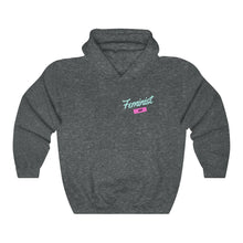 Load image into Gallery viewer, Feminist AF Hooded Sweatshirt