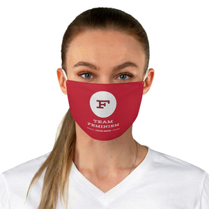 Team Feminism Face Mask