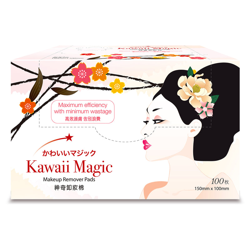 Kawaii Magic Makeup Remover Pads