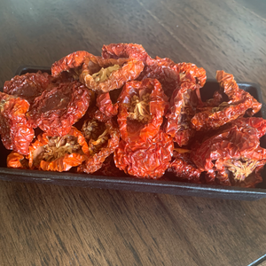 Organic Homegrown Sundried Tomatoes 100g