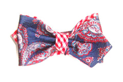 One-of-a-kind bow ties