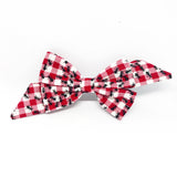 Mademoiselle Pet Bow in Picnic Guests