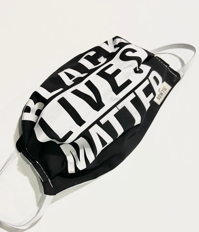 Cloth Face Mask - BLM Black Lives Matter