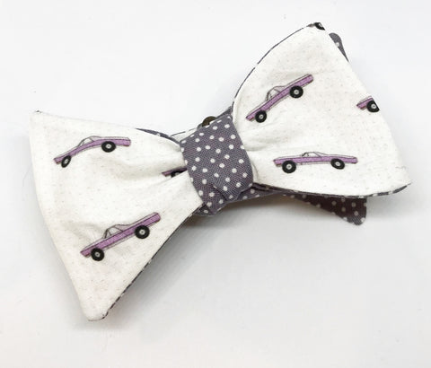 Cruising, El Camino Custom Illustration Bow Tie