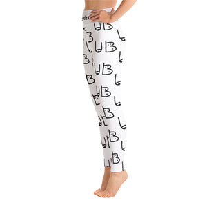 The Underbelly Print Yoga Leggings - SHOP @ THE UNDERBELLY