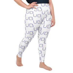 UB Pride All-Over Print Plus Size Leggings - SHOP @ THE UNDERBELLY