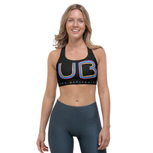 Load image into Gallery viewer, UB Sports bra - SHOP @ THE UNDERBELLY
