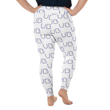 Load image into Gallery viewer, UB Pride All-Over Print Plus Size Leggings - SHOP @ THE UNDERBELLY