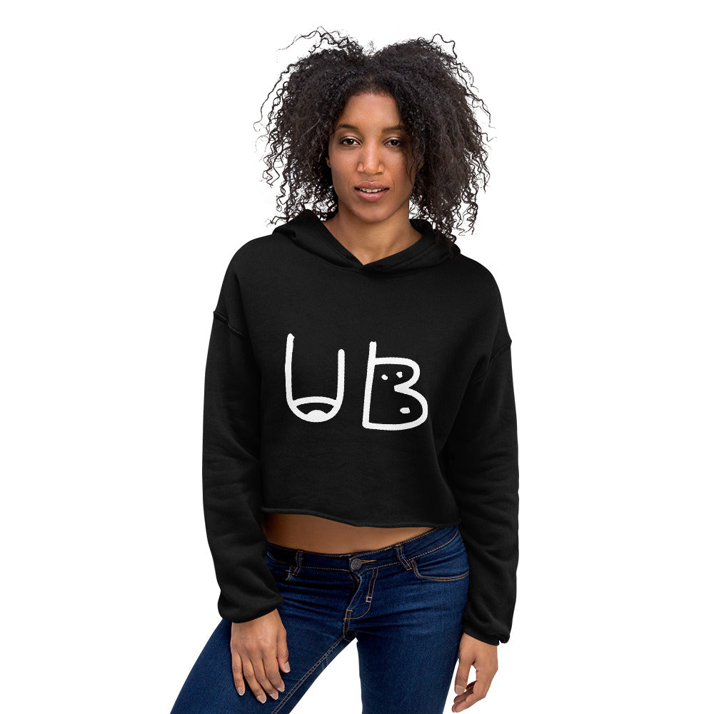 The Underbelly Crop Hoodie - SHOP @ THE UNDERBELLY