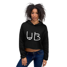 Load image into Gallery viewer, The Underbelly Crop Hoodie - SHOP @ THE UNDERBELLY