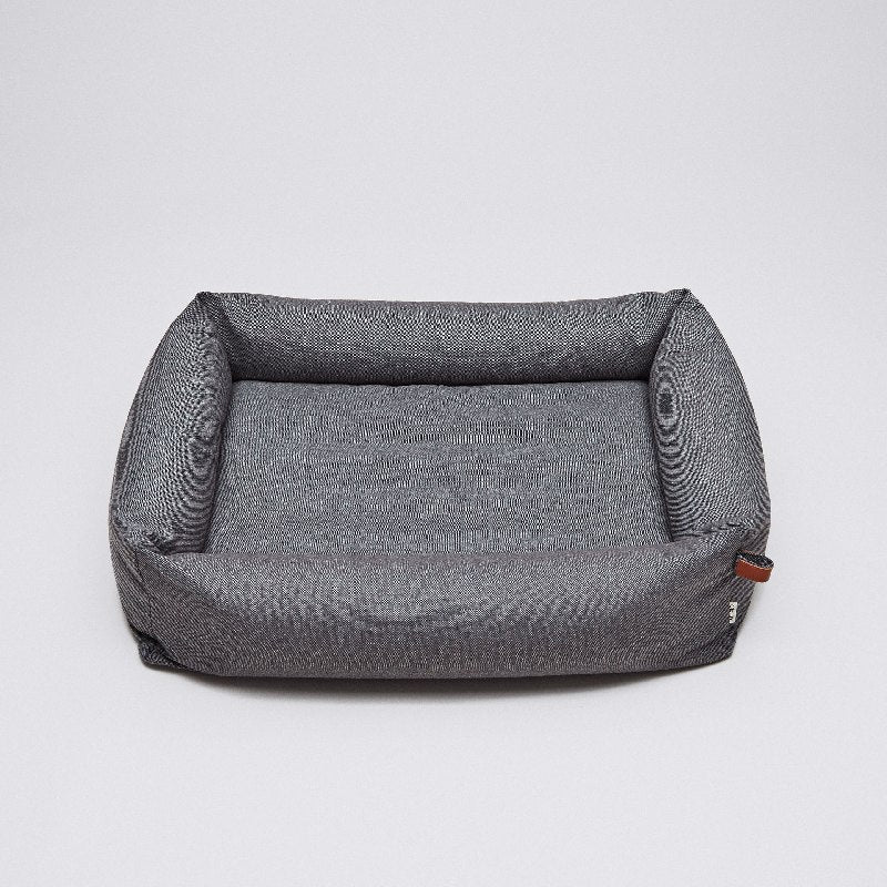 Hundebett Sleepy Deluxe Tweed Taupe
