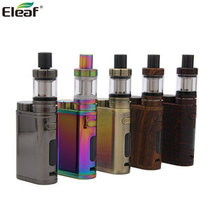 100% Original Eleaf iStick Pico 75W Starter Kit mit 2ml melo 3 mini tank VW/Bypass/ TC/TCR Modi Neue Farben - Swiss Vape - Only for Vaper