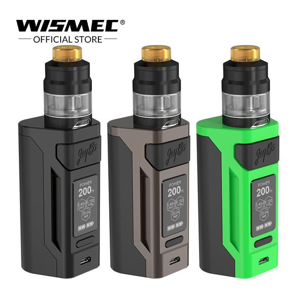 Wismec Reuleaux RX2 20700 mit GNOME Kit - Swiss Vape - Only for Vaper