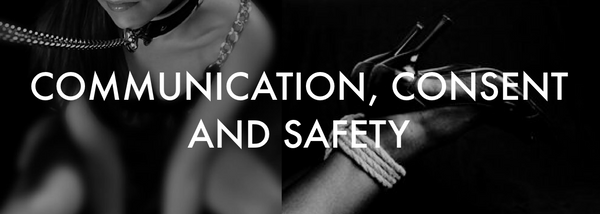 BDSM Communication, Consent and Safety