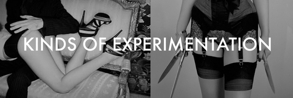 Kinds of BDSM Experiementation