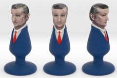 Ted Cruz Butt Plug