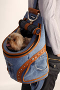Demin Backpack Carrier