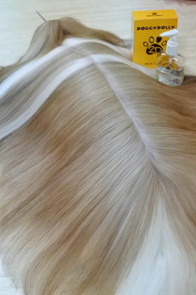 Silky Hair Coat