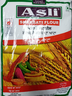 Whole wheat Asli Flour