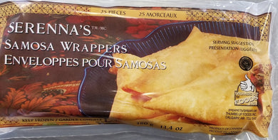 Serenna's Samosa Wrapers 25 Pcs