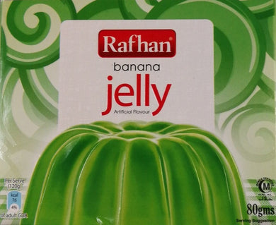 Rafhan Banana Jelly 80 g