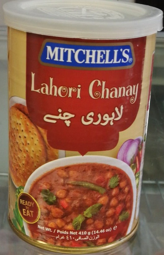 Mitchell's Lahori Chanay