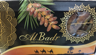 Al Badar Natural Branched Dates 1KG