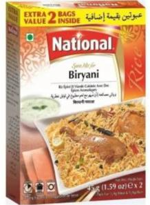 National Biryani Masala 100g
