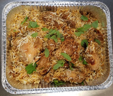 Load image into Gallery viewer, Half Tray Chicken Biryani