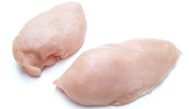Halal Fresh Chicken Breast Skinless Boneless
