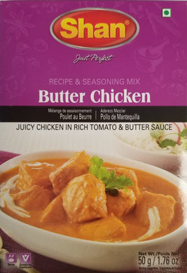 Shan Butter Chicken Masala