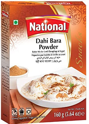 National Dahi Bara Powder 160g