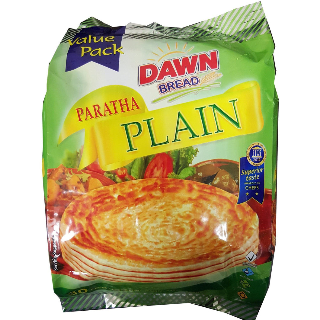Dawn Plain Paratha 30 Pieces