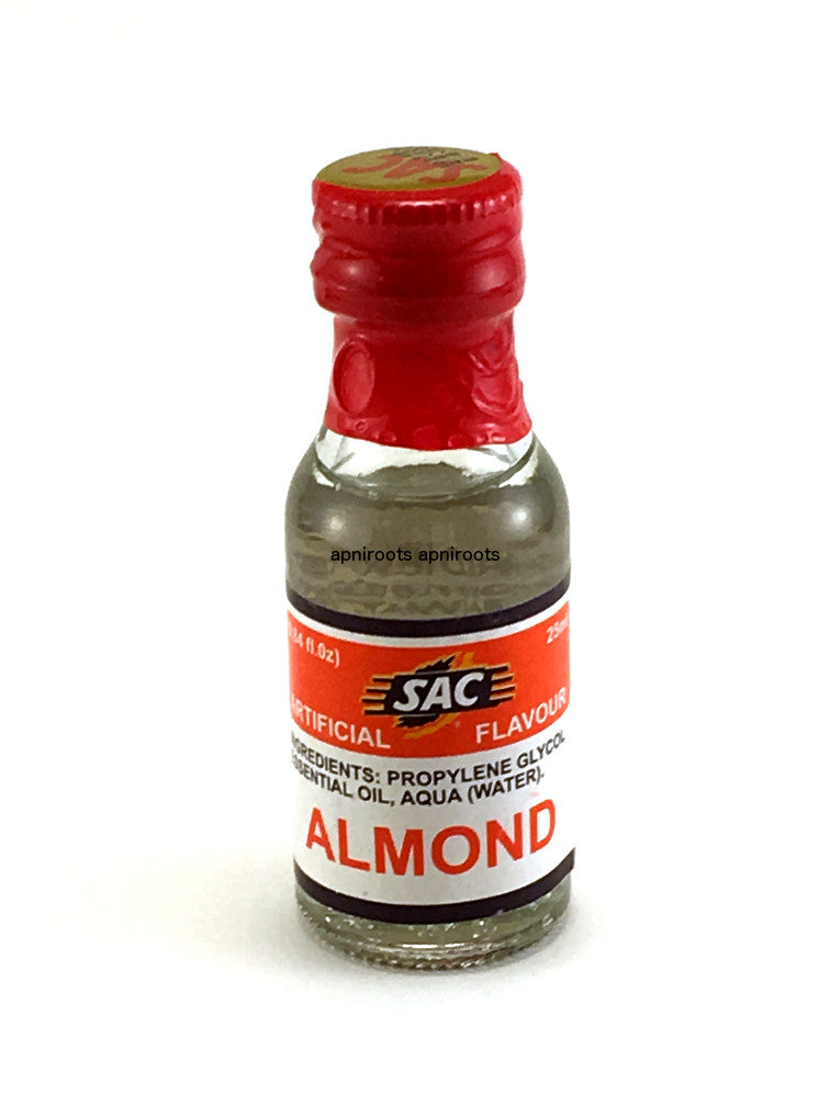 SAC Almond Artificial Flavor 25ml