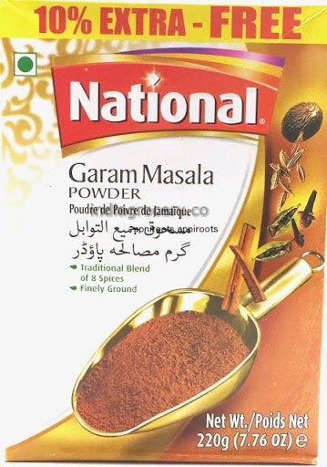 National Garam Masala 220g