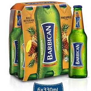 Barbican Pineapple 6 Bottles Pack