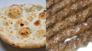 Beef Seekh Kebab 6 Pieces