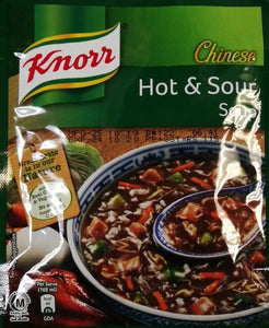 Knorr Hot & Sour Soup 168 Ml
