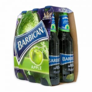 Barbican Apple 6 Bottles Pack