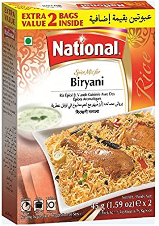 National Biryani Masala 45g