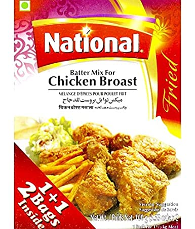 National Chicken Broast 100g