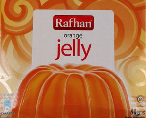 Rafhan Orange Jelly 80 g