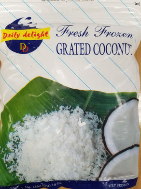 Daily Delight Grated Coconut