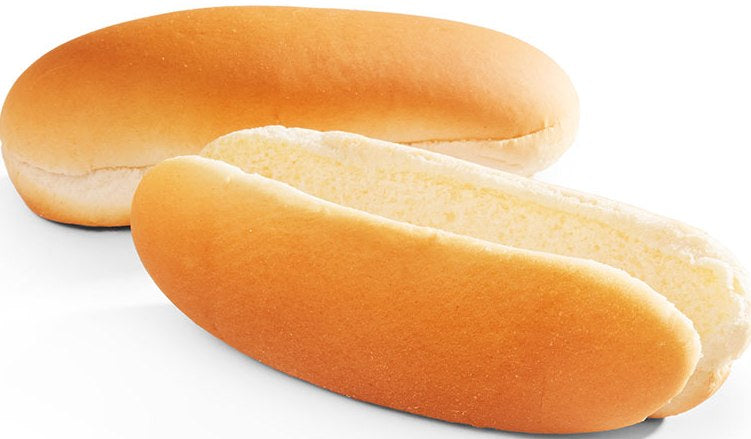 Italian Bakery Hot Dog Buns 12 pcs