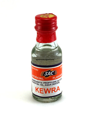SAC Kewra Artificial Flavor 25ml