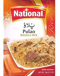 National Pulao Masala 70g