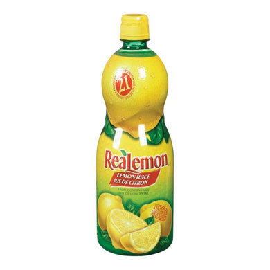 Real Lemon Juice 945ML