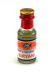 SAC Biryani Artificial Flavour 25ml
