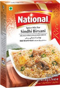 National Sindhi Biryani 100g