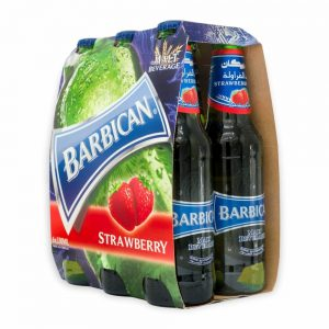 Barbican Strawberry 6 Bottles Pack